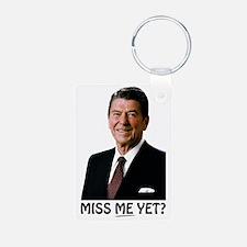 Reagan Miss Me Yet Keychains
