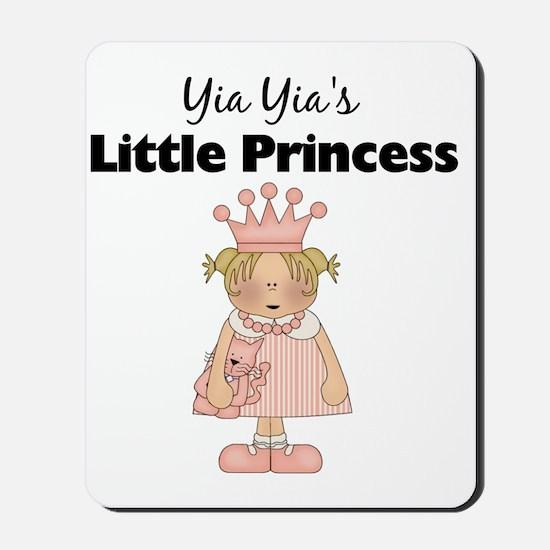 little princess 2 Mousepad