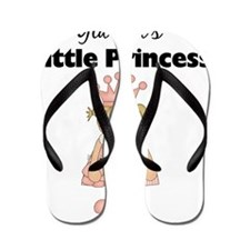 little princess 2 Flip Flops