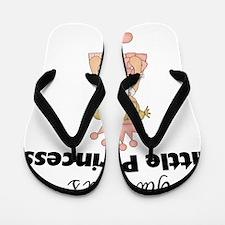 little princess 2 Flip Flops