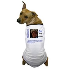 Remember Reagan Dog T-Shirt