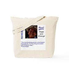 Remember Reagan Tote Bag
