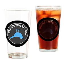 btn-drunktweets Drinking Glass