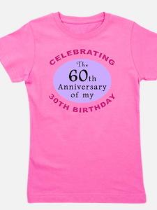 anniversay3 90th Girl's Tee