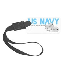 certifiedNaunt Luggage Tag