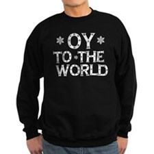 OY to the world Jumper Sweater