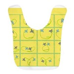 Flights of Fancy Birds Flying Bib
