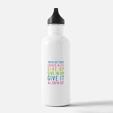 Funny Sport Sports Water Bottle