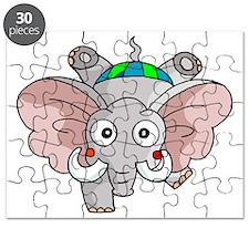 ElephantBalance Puzzle