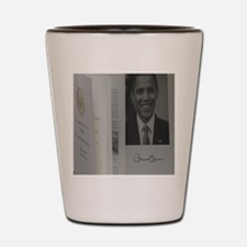 Barack Obama Official Program Shot Glass