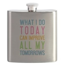 Funny Fitness Flask
