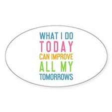 Cute Motivational sayings Decal