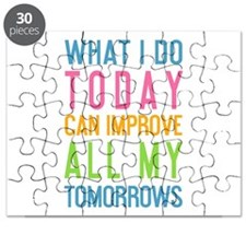 Cute Fitness Puzzle