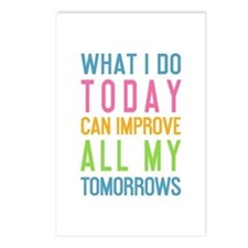 Cool Quote Postcards (Package of 8)