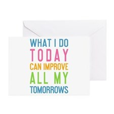 Funny Fitness Greeting Cards (Pk of 20)