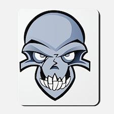 Dirge_Head_Evil_Smile Mousepad