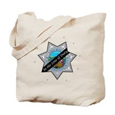 Line of Duty Tote Bag
