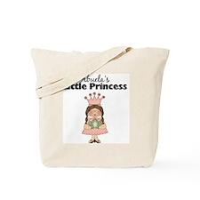 Abuelas Little Princess Tote Bag