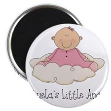 Abuelas Angel Girls Magnet