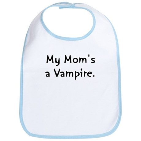 Vampire Mom Bib
