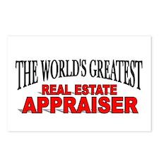 """The World's Greatest Real Estate Appraiser"" Postc"