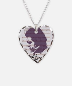 BEETHOVEN PURPLE Necklace