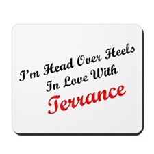 In Love with Terrance Mousepad