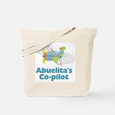 abuelitas copilot Tote Bag