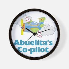 abuelitas copilot Wall Clock