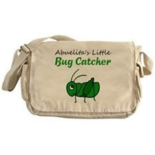 bug catcher Messenger Bag