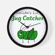 bug catcher Wall Clock