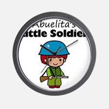 little soldier boy Wall Clock