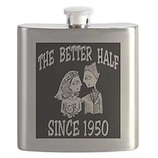 Blk Better 50 Flask