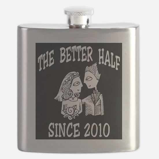 Blk Better 10 Flask