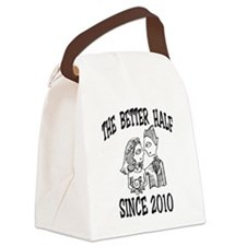 2-Better Year 2 10 Canvas Lunch Bag
