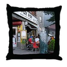 NYC_100262X Throw Pillow