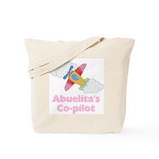 copilot girl Tote Bag