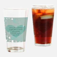 keepsake box Drinking Glass