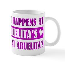 what happens at abuelitas Mug