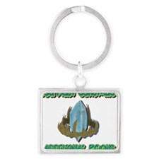 ADDITIONAL PYLONS Landscape Keychain