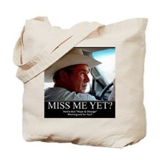 GEORGE-W-HOPE Tote Bag