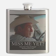GEORGE-W-HOPE Flask