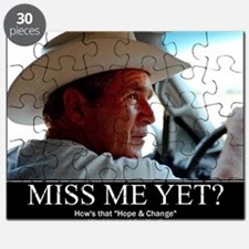 GEORGE-W-HOPE Puzzle
