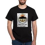 Jewish New Year for Trees Dark T-Shirt