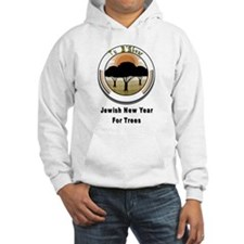 Jewish New Year for Trees Hoodie