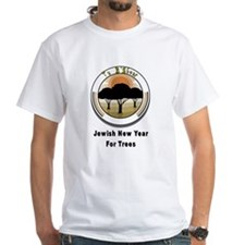 Jewish New Year for Trees Shirt