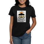Jewish New Year for Trees Women's Dark T-Shirt