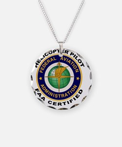 FAA_Logo_Color_HELO-patch Necklace