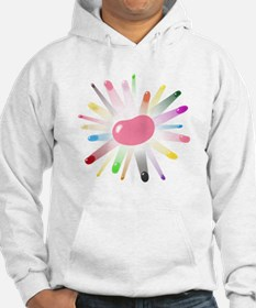 first_jelly_bean_blowout Hoodie