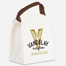 VandelayIdFaded Canvas Lunch Bag